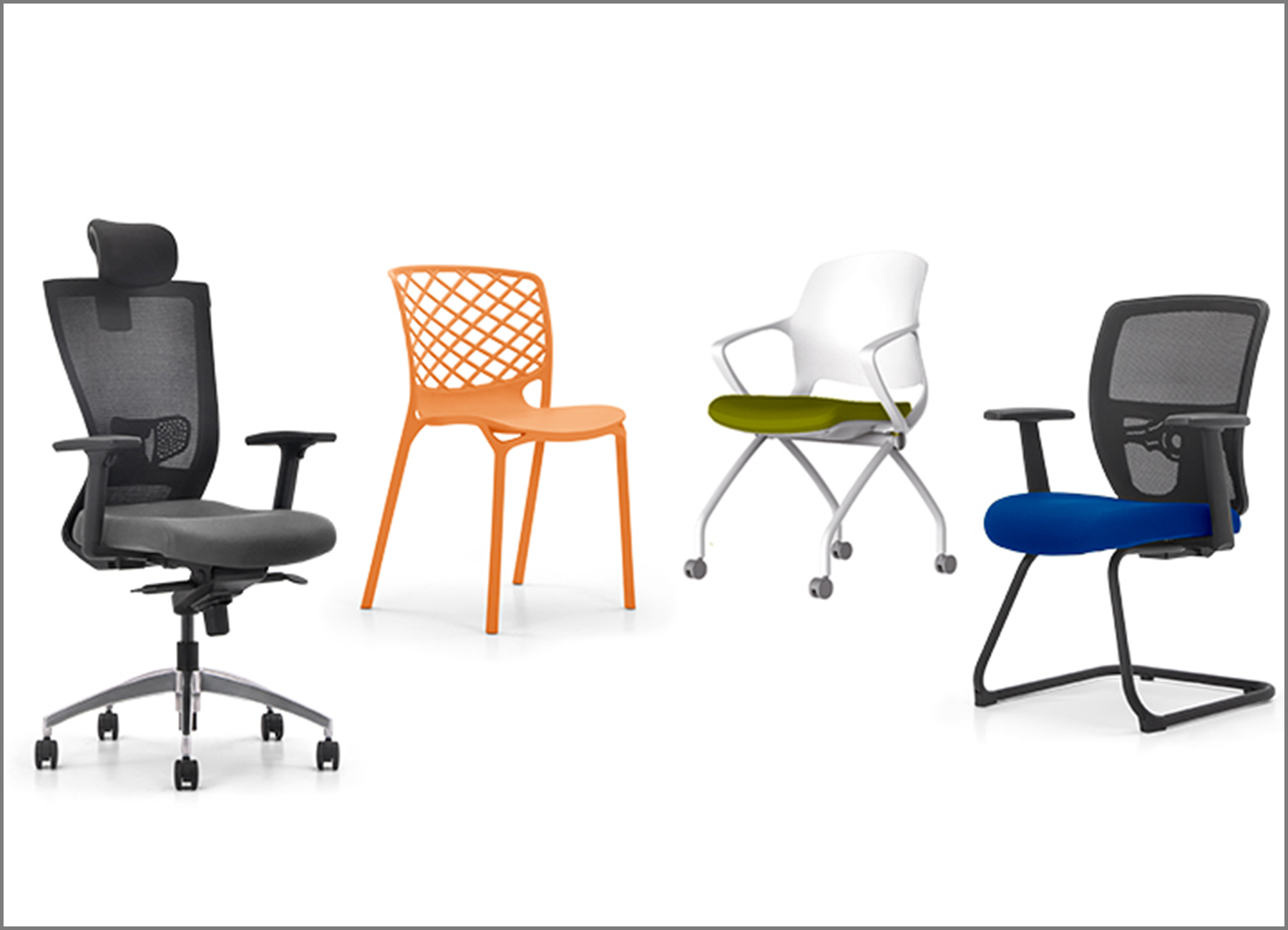 Modular Office Furniture Products | SOS