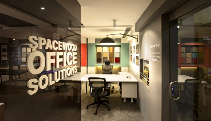 Spacewood Office Solutions Mumbai