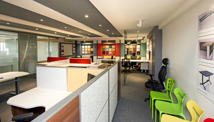 Modular Office Furniture Mumbai